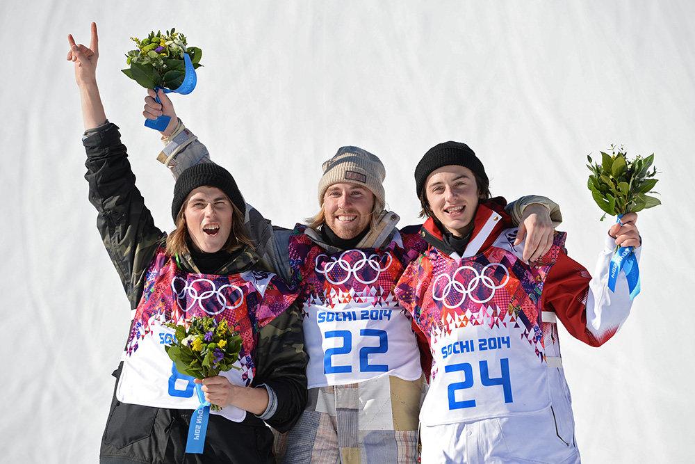 Букет на олимпиаду