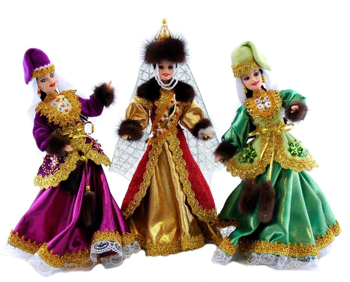 куклы в татарских народных костюмах картинки услугам
