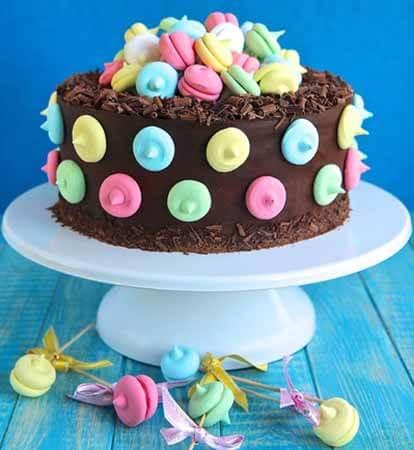 Украшения для торта на день рожденья своими руками 716