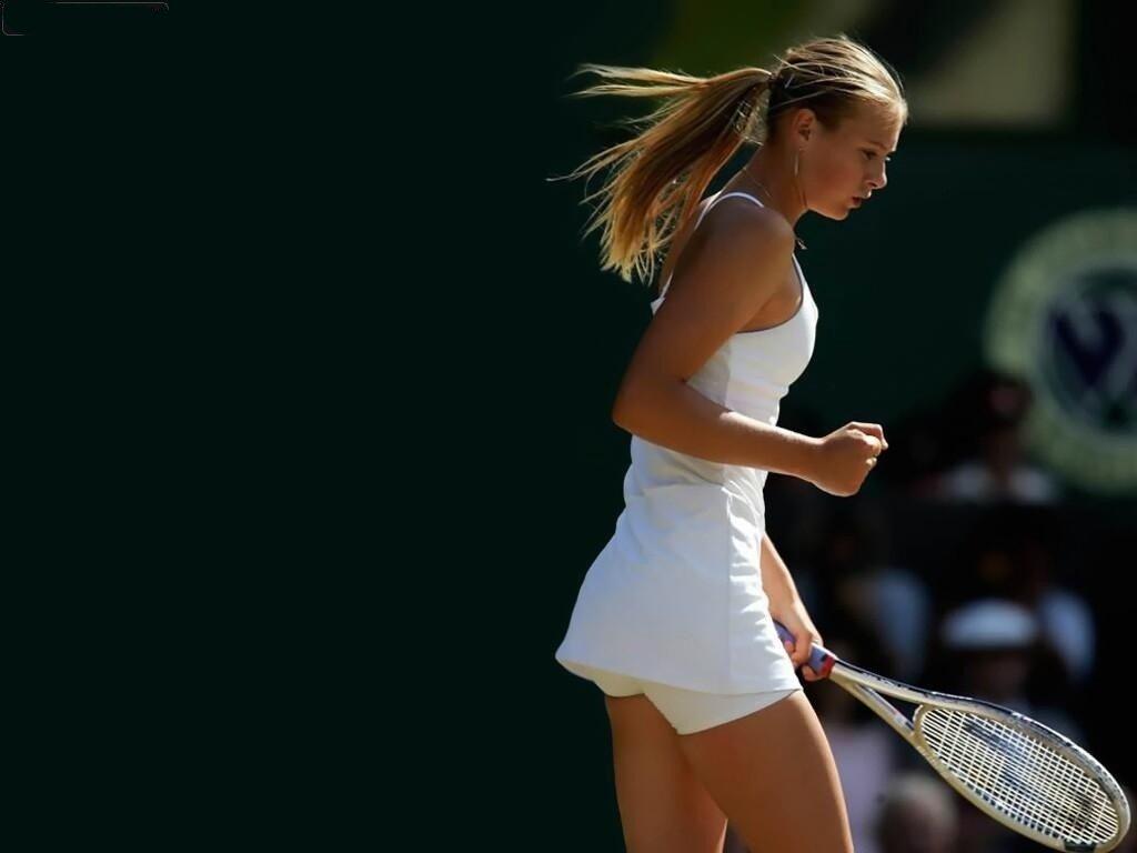 теннисистки в чулках полностью