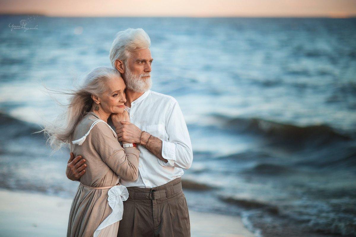 Две старых женщины и парень — 8