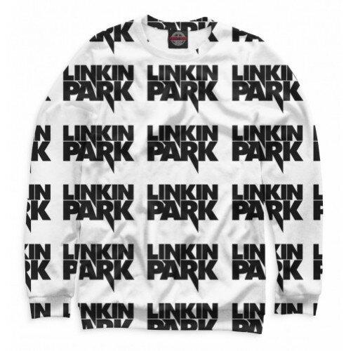 Мужской свитшот 3D Linkin Park