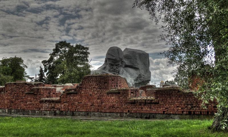 Брестская крепость. Брест