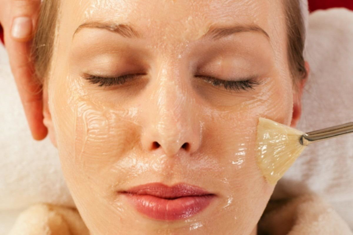 Busty naked facial peeling recipes boy