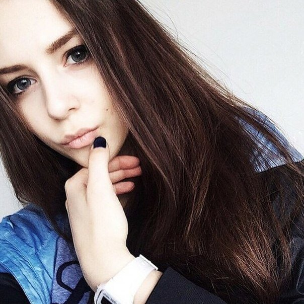 Картинки красивые девушки на аву 14 лет