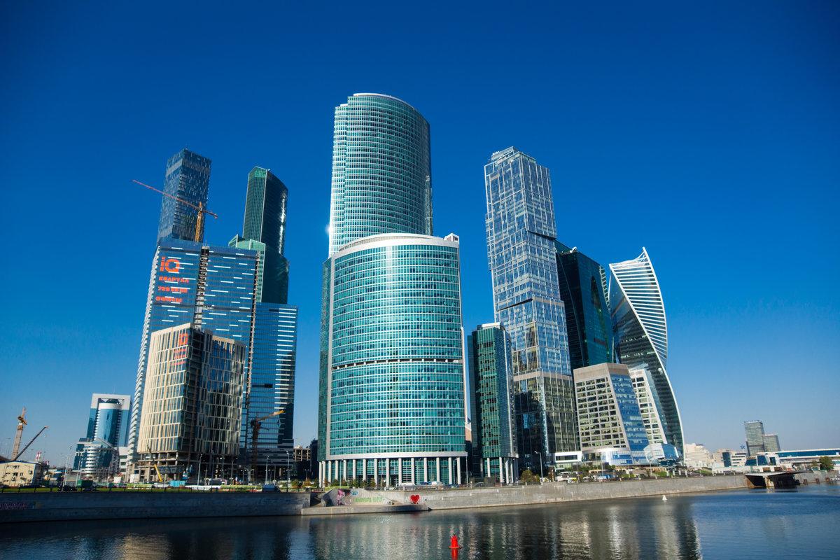 Москва сити фото смотреть