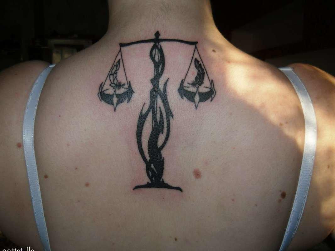 татуировки со знаком зодиака