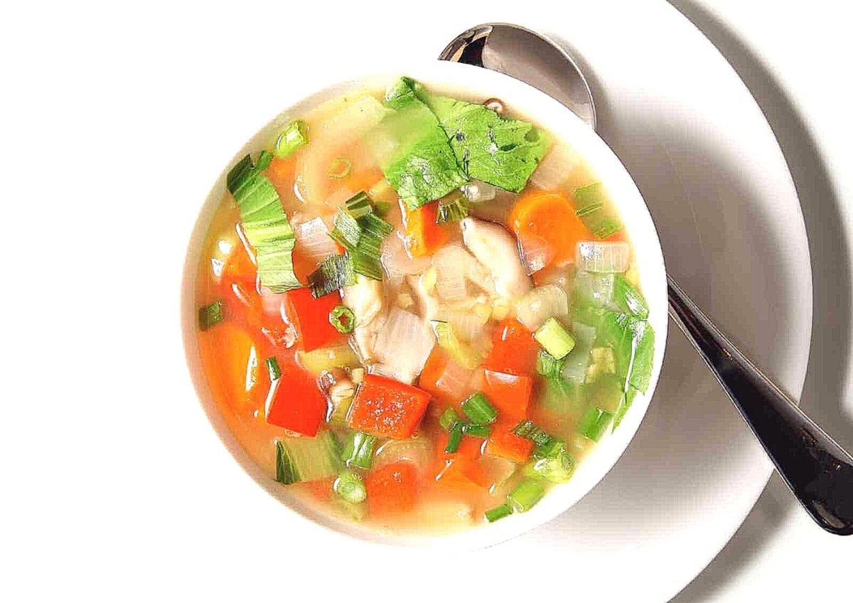 какие можно есть супы при диете