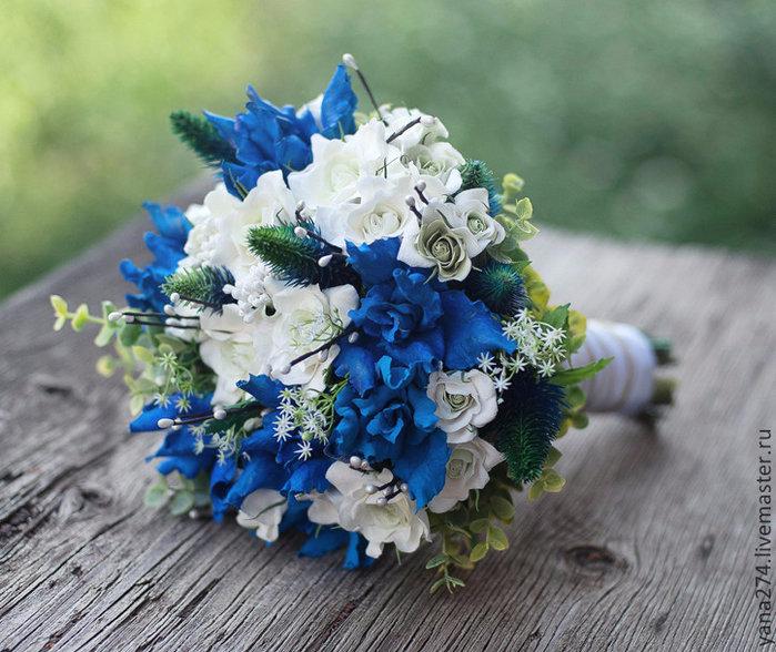 крест свадебные букеты с синими цветами фото является одним крупнейших