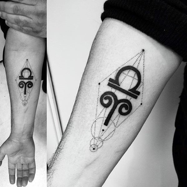 Discover Astrological Balance With The Top 60 Best Libra Tattoos For