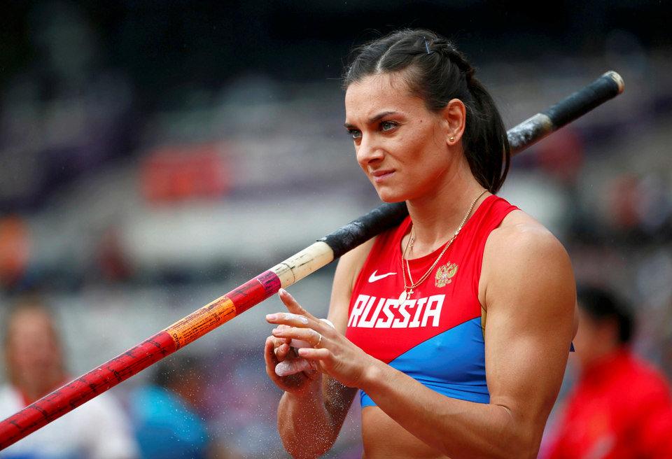 российские спортсменки женщины знаменитые - 14