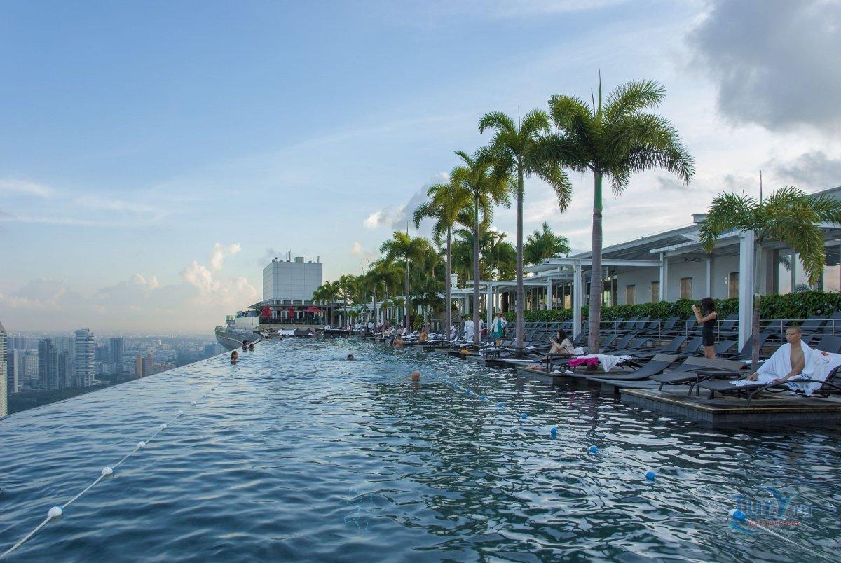 несколько сингапур фото пляжей и отелей видом