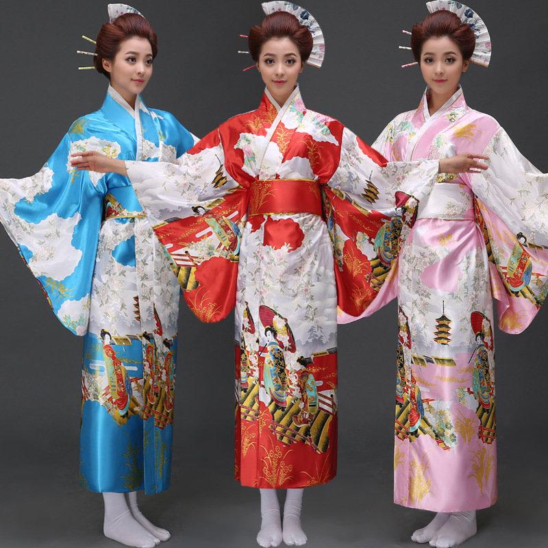 фото японского национального костюма аллеи является обычным