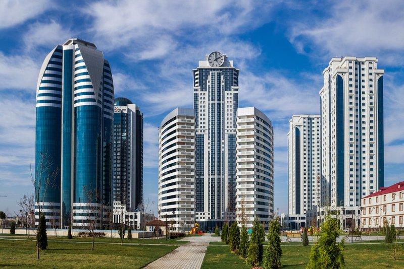 Картинки по запросу Грозный-Сити»