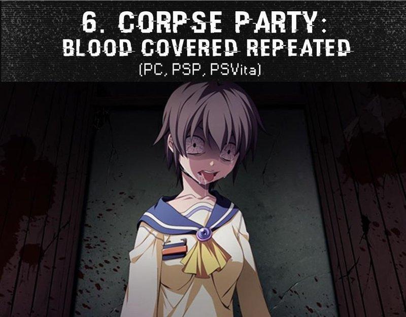 Corpse party rus скачать на psp