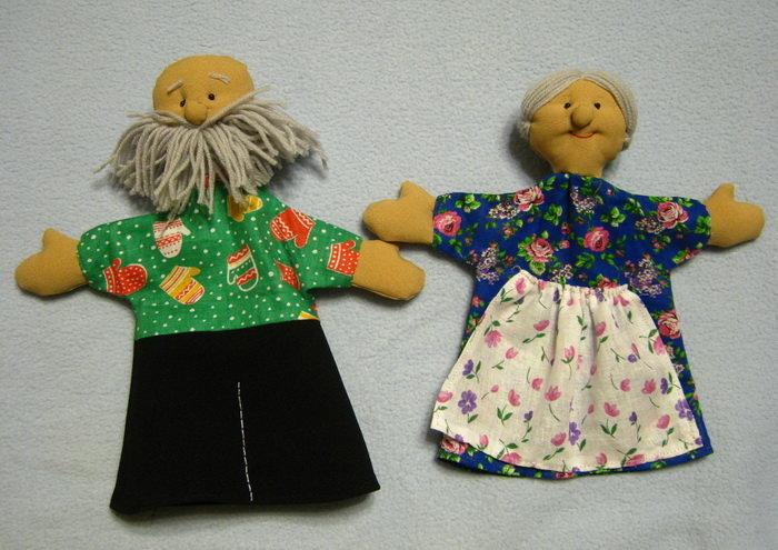 Кукла для кукольного театра своими руками мастер класс часовой мастерской