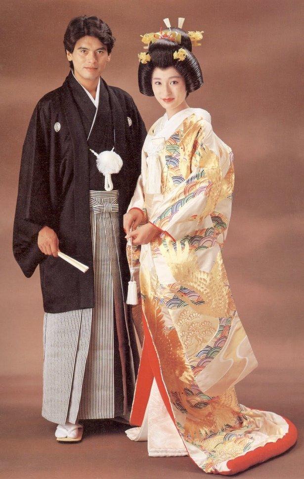 национальный костюм в японии картинки русские