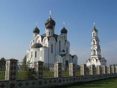 федоровский собор в пинске ыото