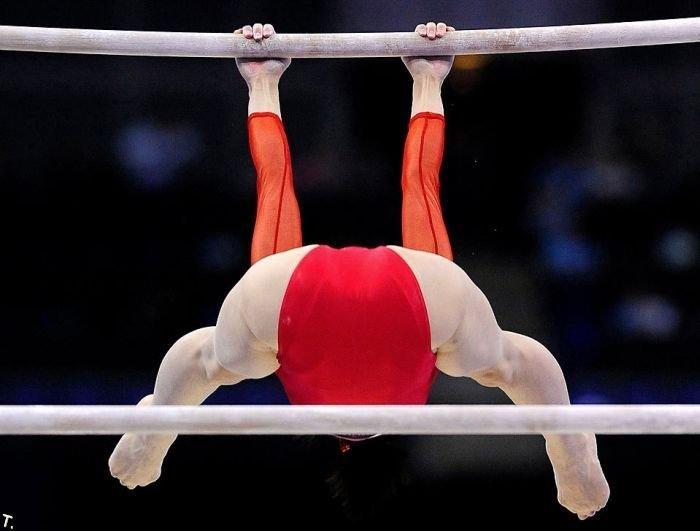Прикольные картинки о гимнастике