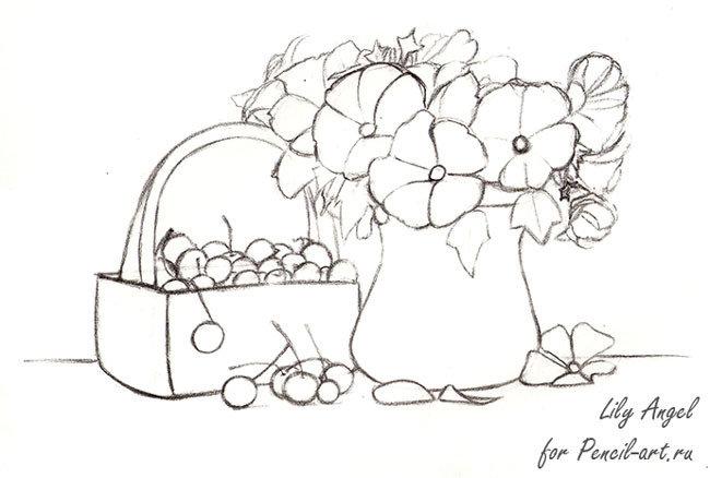 Осень овощи фрукты картинки