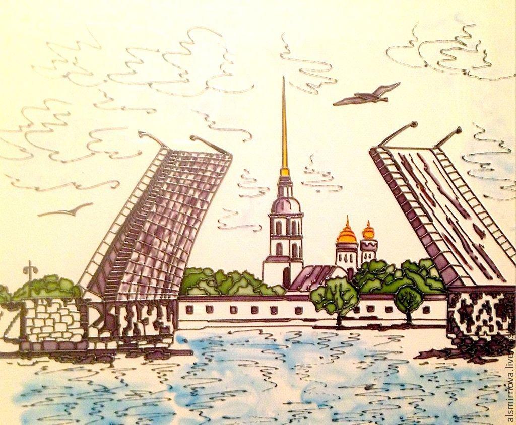 картинки санкт-петербурга хорошего качества карандашом крепкого