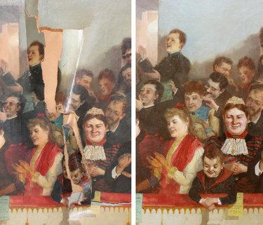 Art Restoration San Francisco