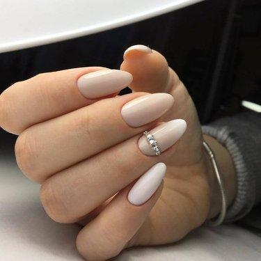 фотки нарощенные ногти