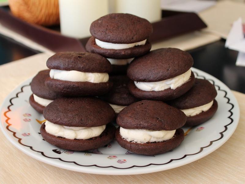 рецепты с фото простые десерты