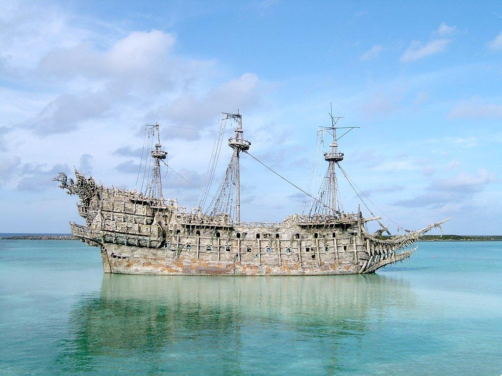 фрегат пираты карибов картинки них
