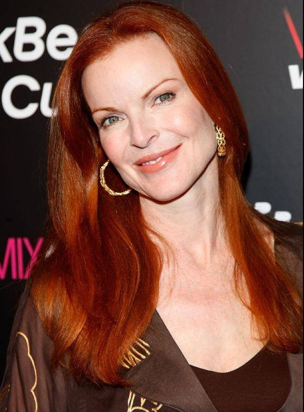 Sexy is marcia cross a natural redhead women nude sexy