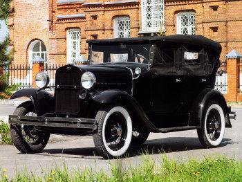 ГАЗ-А '1932–36