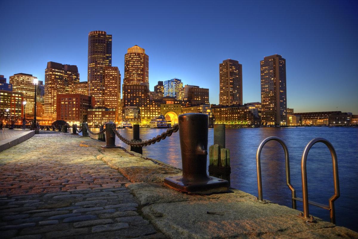 нужно бостон фотографии города которая