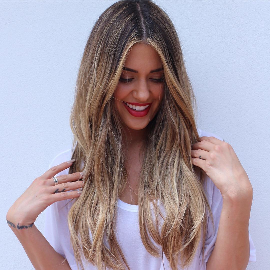 Основные тенденции при выборе модного цвета волос в новом сезоне осень-зима года и фото причесок.