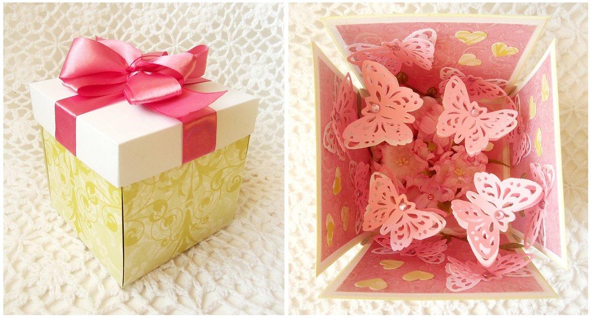 Как сделать подарок своими руками на 8 марта маме открытка коробочка, рабочий стол