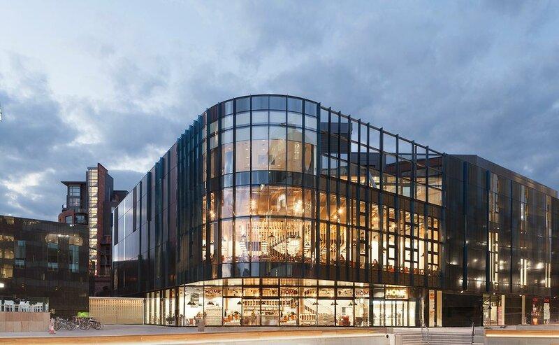 Торговый центр Home, Манчестер
