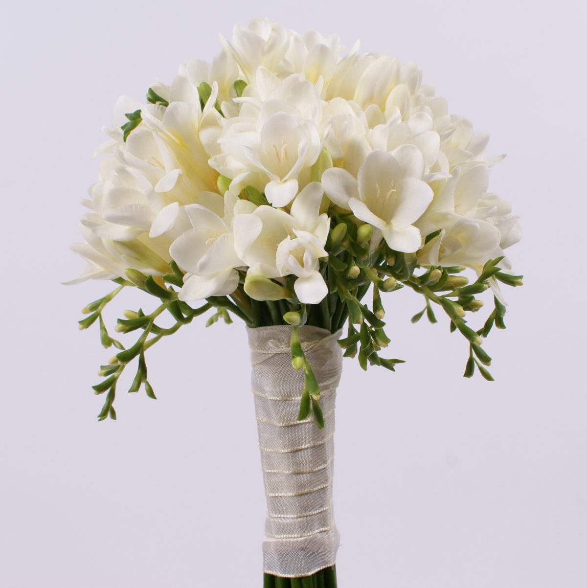 Заказ и доставка свадебного букета, букет невесты