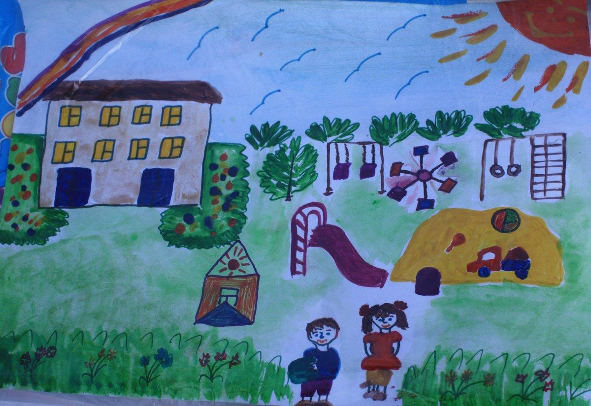 Сердце любовью, картинка мой любимый детский сад