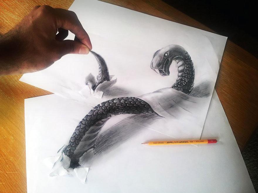 Картинки своими руками карандашом для начинающих фото, открытка