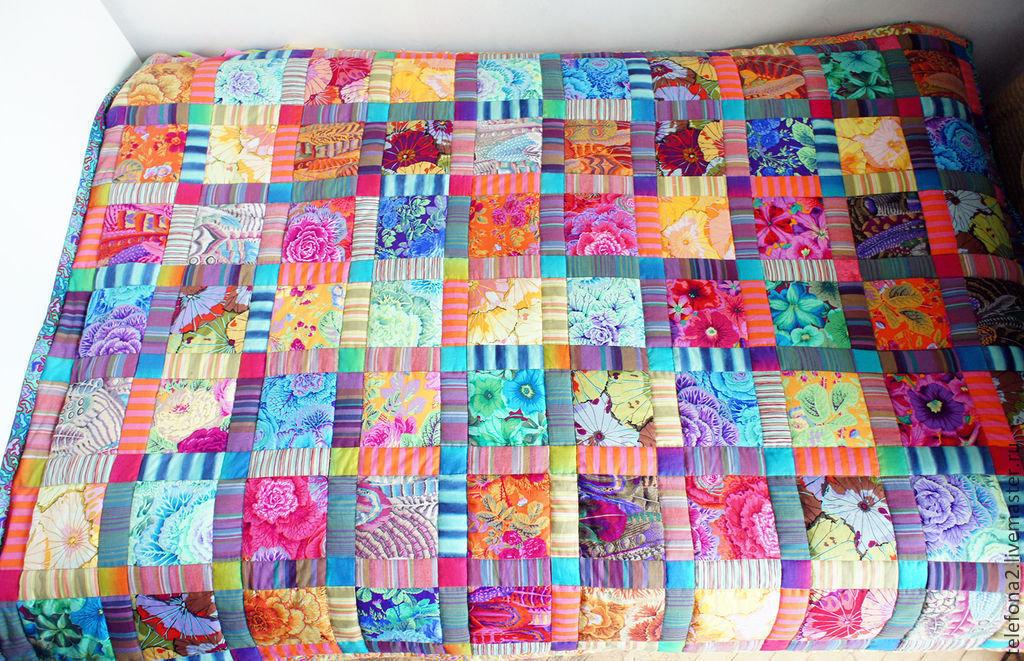 Одеяло из лоскутов картинки
