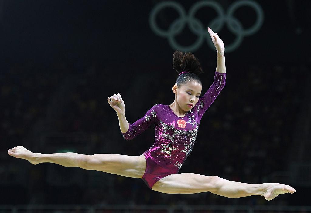картинки женская гимнастика