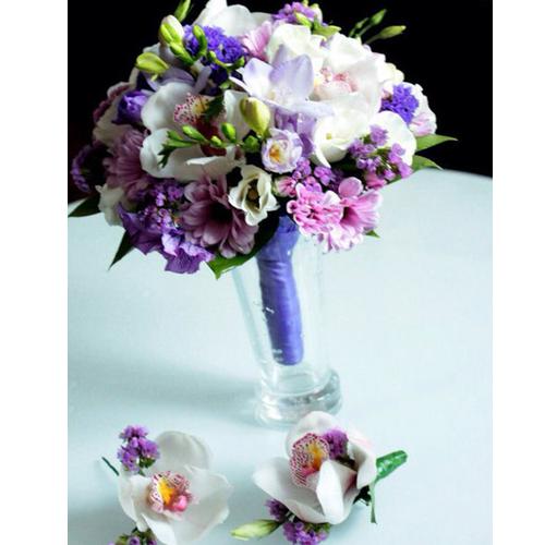 Букетах как, гортензия с орхидеей свадебный букет цена
