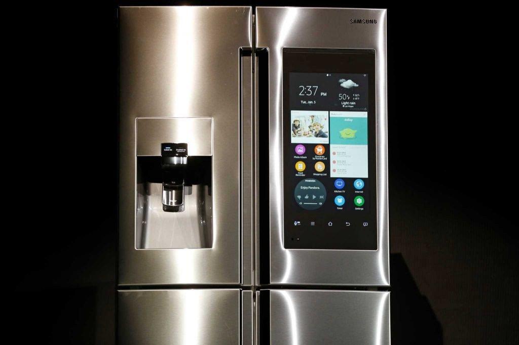 Картинки по запросу умный холодильник