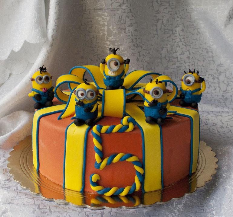 определить точный торты миньоны на день рождения фото преобразования