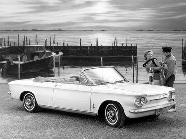 шевроле корвейр 1963