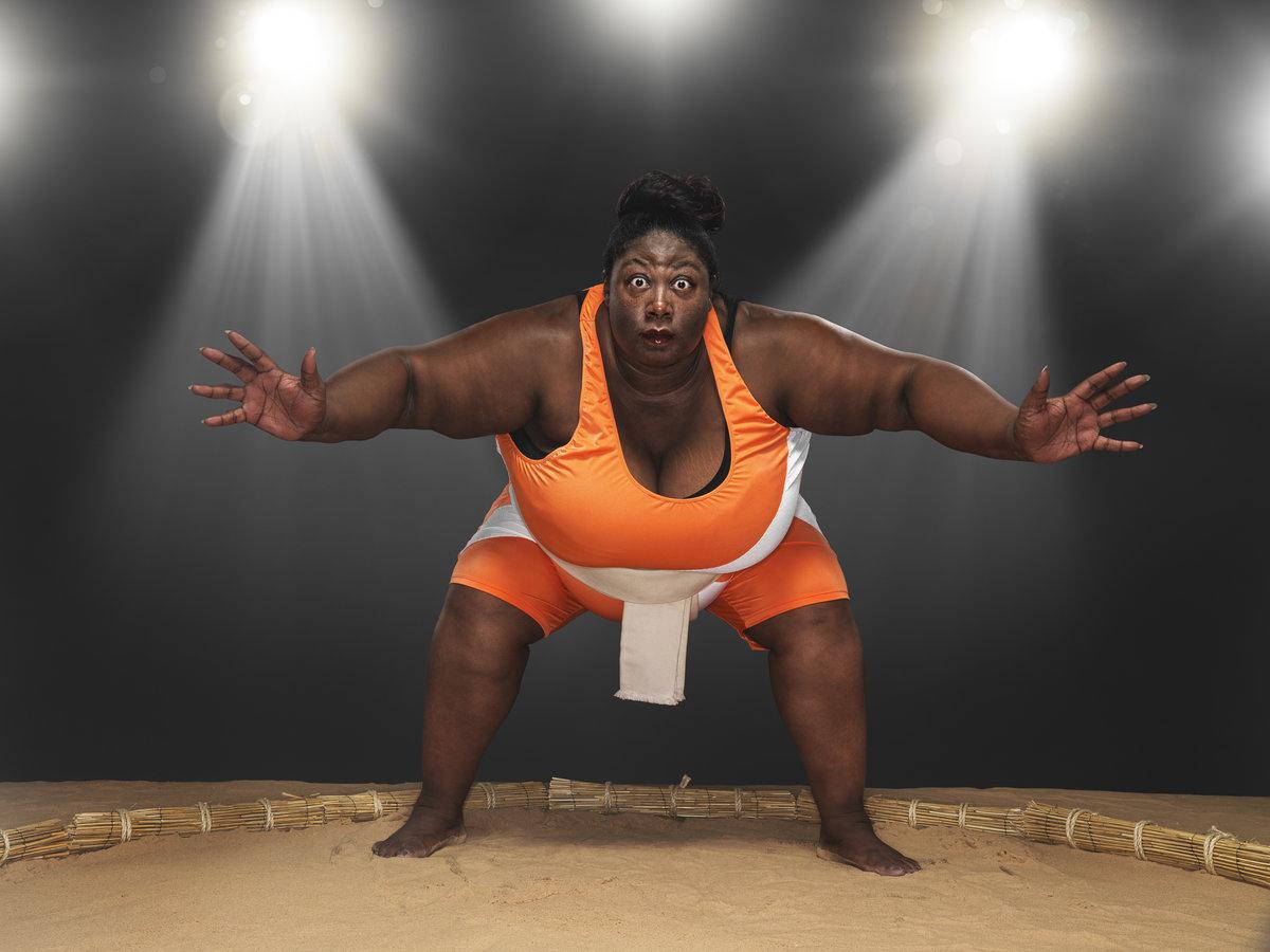 жирные женщины негритянки - 11