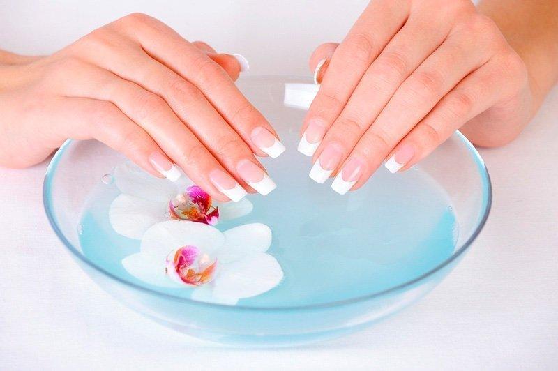 ванночки для ногтей с морской солью СЛАУ порядка