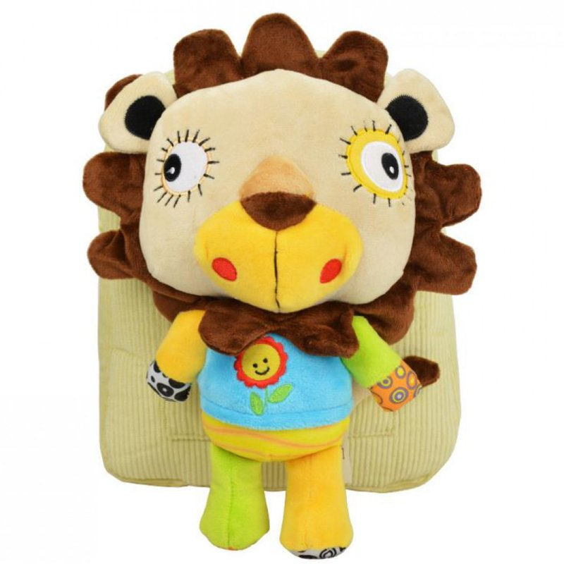 Рюкзак-игрушка в виде льва тимберленд рюкзаки женские