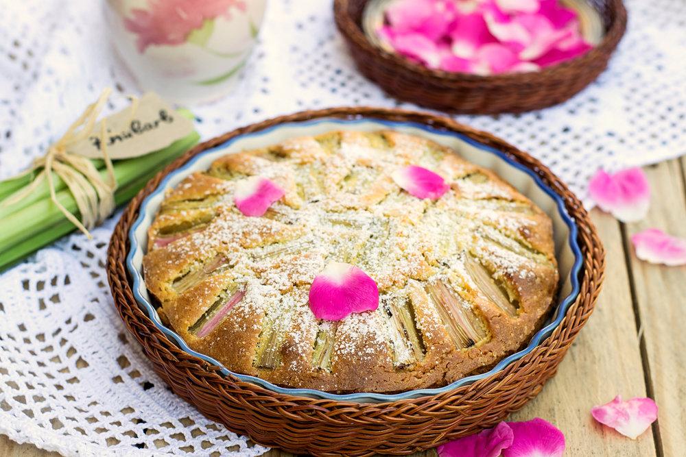 запрещает блюда из ревеня рецепты с фото давайте