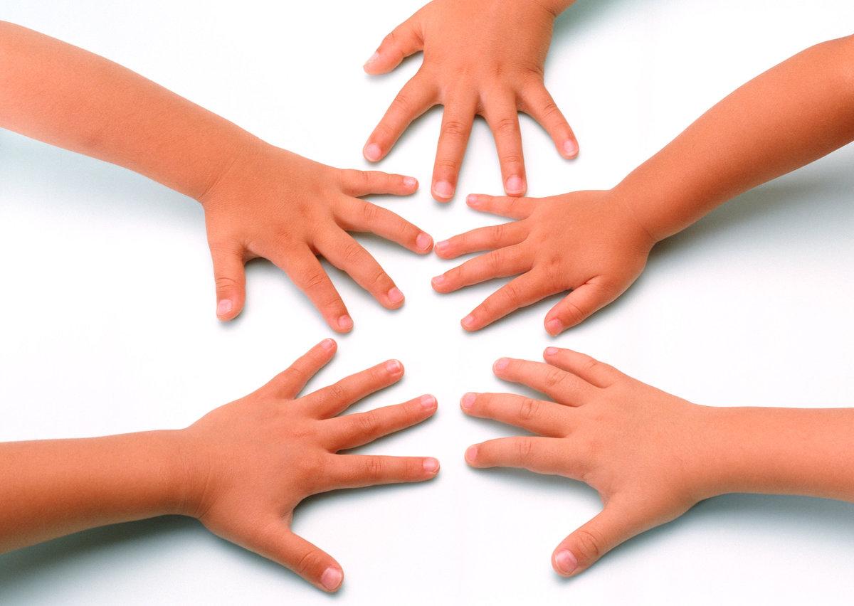 Картинка руки для детей