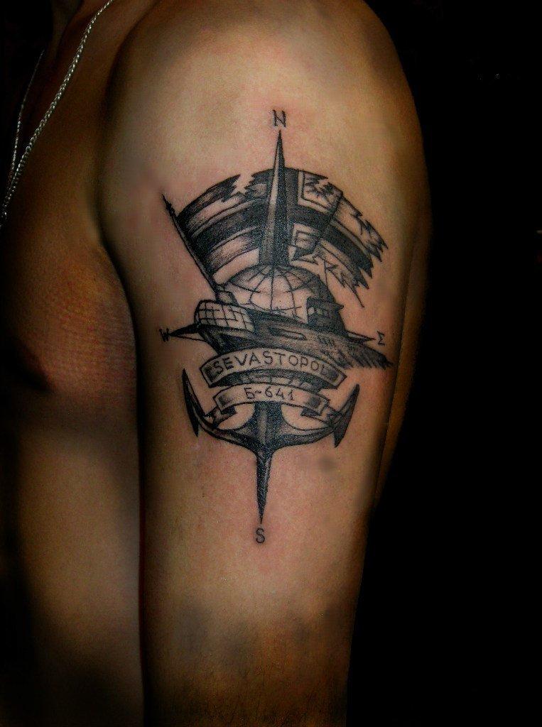 Фото татуировок военно морских сил